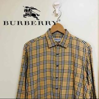 BURBERRY - 【美品】Burberrys バーバリーズ 長袖 シャツ ノヴァチェック