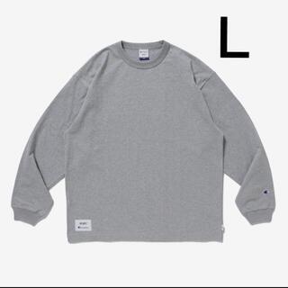 ダブルタップス(W)taps)のWTAPS Champion ACADEMY LS ロングスリーブTシャツ (Tシャツ/カットソー(七分/長袖))