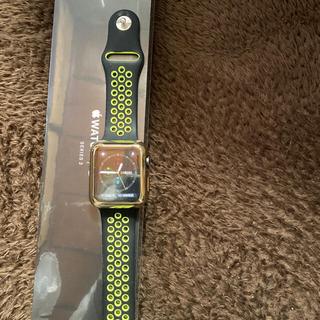 Apple Watch - 極美品アップルウォッチシリーズ3ナイキモデル42mm