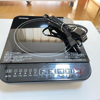 アイリスオーヤマ - IHコンロ IHK-T32-Bです。