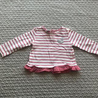 ザラ(ZARA)のzara baby girl 長袖(Tシャツ)