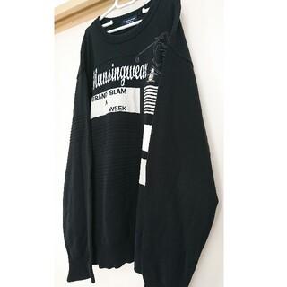 マンシングウェア(Munsingwear)のMunsingwear マンシングウェア ニット(ニット/セーター)