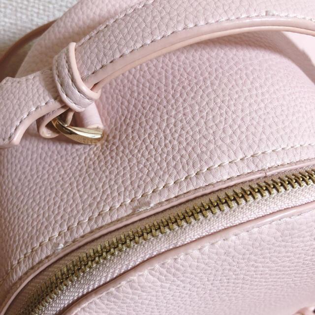 Maison de FLEUR(メゾンドフルール)のMaison de FLEUR メゾンドフルール リボン リュック ピンク M レディースのバッグ(リュック/バックパック)の商品写真