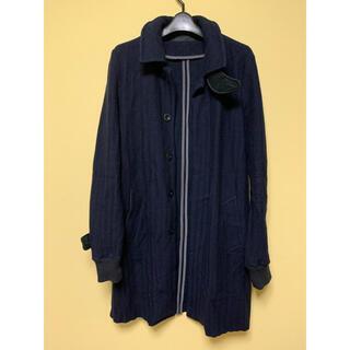サカイ(sacai)のSacai wool ステンカラーコート(ステンカラーコート)
