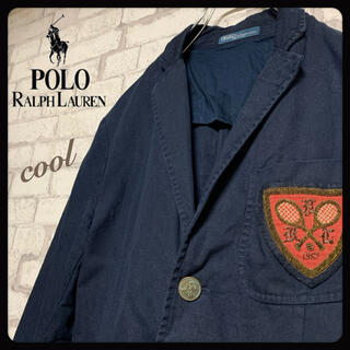ポロラルフローレン(POLO RALPH LAUREN)の【テニス】Polo by Ralph Lauren/テーラードジャケット (テーラードジャケット)