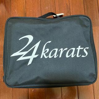24karats - 【新品/タグ付き】24karats ジャージケース