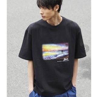 コーエン(coen)のcoen ビッグTシャツ ブラック 黒(Tシャツ/カットソー(半袖/袖なし))