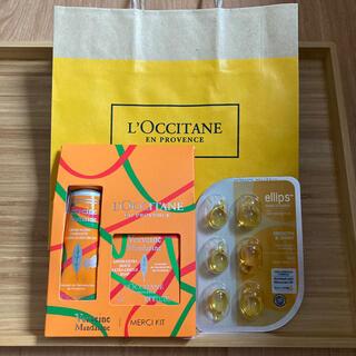 L'OCCITANE - ロクシタン マンダリンヴァーベナメルシーキット ハンドクリーム