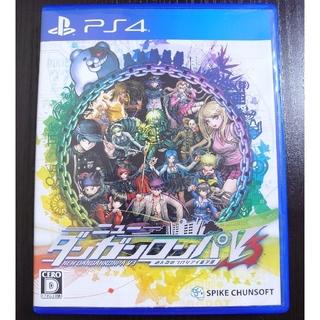 プレイステーション4(PlayStation4)のニューダンガンロンパV3 みんなのコロシアイ新学期 PS4 ソフト(家庭用ゲームソフト)