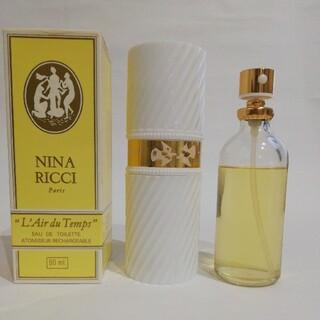 ニナリッチ(NINA RICCI)のNINA RICCI ニナリッチ レールデュタン オードトワレ 60ml(香水(女性用))