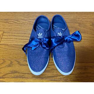 adidas - adidas アディダス リボン スニーカー