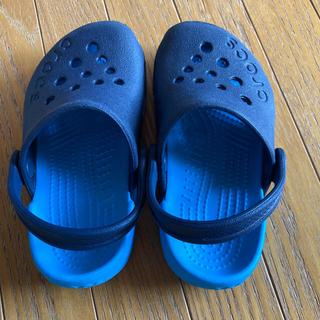クロックス(crocs)のクロックス サンダル ブルー(サンダル)