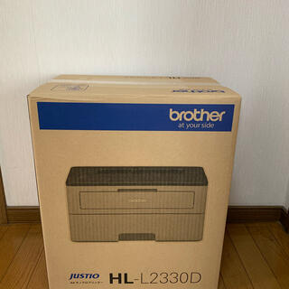 brother - brother レーザープリンター HL-L2330D ほぼ新品