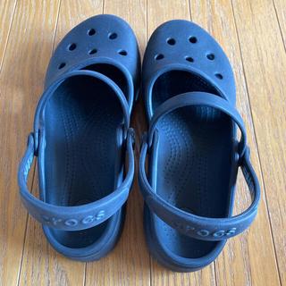 クロックス(crocs)のクロックス サンダル ブラック(サンダル)