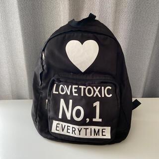 lovetoxic - Lovetoxic ラブトキ リュック