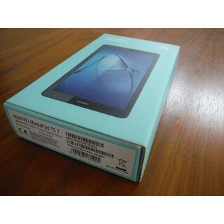 ファーウェイ(HUAWEI)のHUAWEI MediaPad T3 7 タブレット 7.0インチ Wi-Fiモ(タブレット)