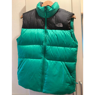 THE NORTH FACE - THE NORTH FACE ダウンベスト◆ XS 美品¥11500→¥8888