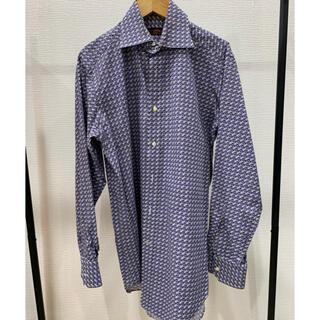 エトロ(ETRO)の訳あり特価 良品 定価4万 ETRO エトロ 高級 シャツ  38  (シャツ)