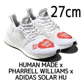 アディダス(adidas)の美品! addidas HUMAN MADE PHARRELL WILLIAMS(スニーカー)