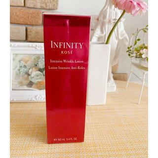 インフィニティ(Infinity)の新品未開封KOSE INFINITY コーセー インテンシブリンクルローション(化粧水/ローション)
