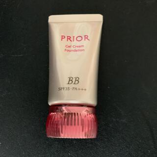 プリオール(PRIOR)のプリオール 美つやBBジェルクリーム(BBクリーム)