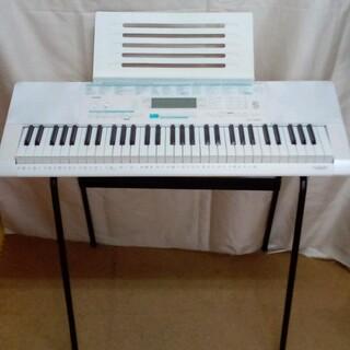 CASIO - CASIO キーボード LK228 スタンド付 02MN0223585