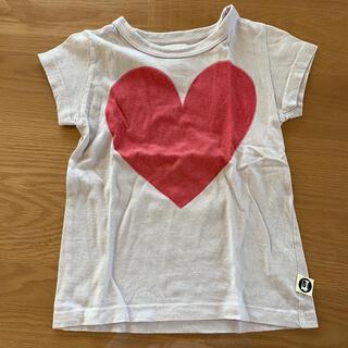 ラゲッドワークス(RUGGEDWORKS)のRUGGED WORKS Tシャツ(110 ハート)(Tシャツ/カットソー)