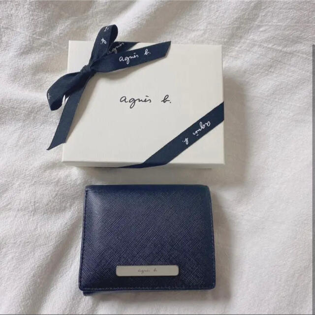 agnes b.(アニエスベー)のアニエスベー 折りたたみ財布 レディースのファッション小物(財布)の商品写真