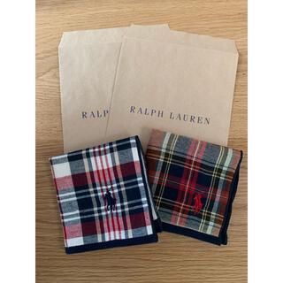 Ralph Lauren - 【新品】ラルフローレン タオル 2枚