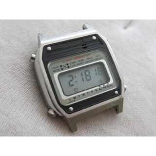 SEIKO - ALBA デジタル腕時計 アラームクロノグラフ レトロ