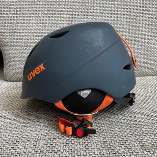 uvex キッズ スノーヘルメット(ウエア/装備)