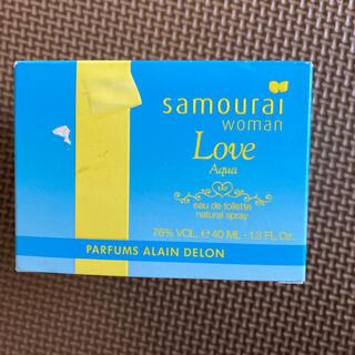 サムライ(SAMOURAI)のサムライウーマン オードトワレ(香水(女性用))