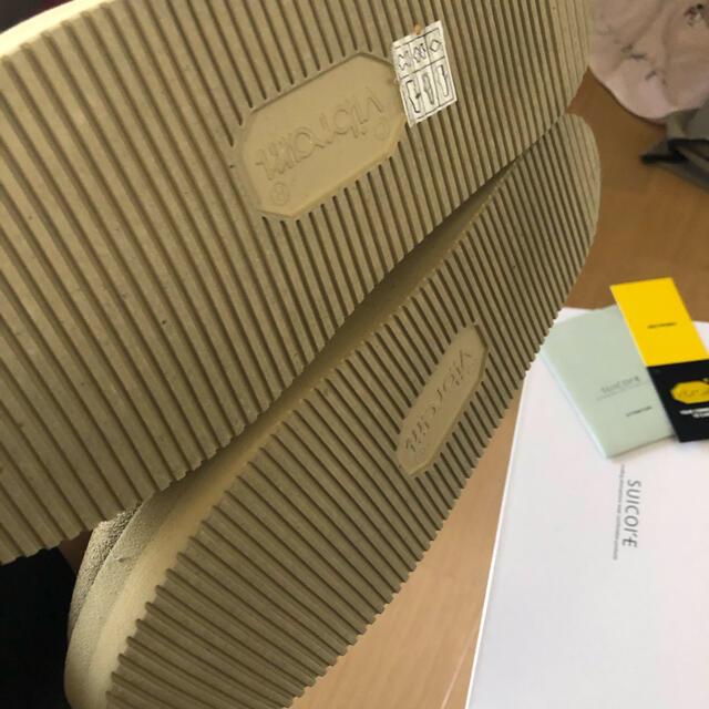 L'Appartement DEUXIEME CLASSE(アパルトモンドゥーズィエムクラス)のL'Appartement 【SUICOKE/スイコック】Mouton Sabo レディースの靴/シューズ(スリッポン/モカシン)の商品写真