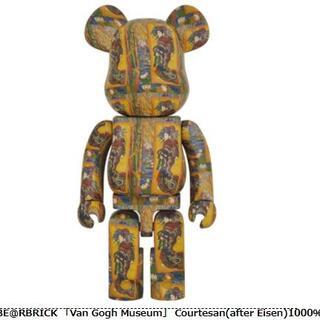 メディコムトイ(MEDICOM TOY)のBE@RBRICK 「Van Gogh Museum」 1000%(ぬいぐるみ)