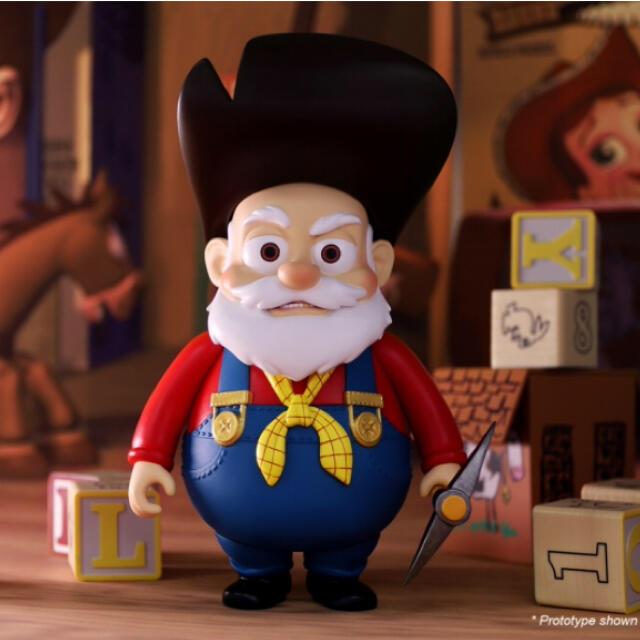 トイ・ストーリー(トイストーリー)の☆ヒーロークロス☆ トイストーリー プロスペクター エンタメ/ホビーのおもちゃ/ぬいぐるみ(キャラクターグッズ)の商品写真