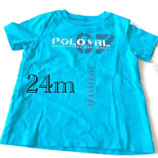 ポロラルフローレン(POLO RALPH LAUREN)の値下げ‼️POLO RALPH LAUREN Tシャツ 2歳(Tシャツ/カットソー)