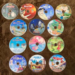 ジブリ - ディズニー ジブリ DVDディスク
