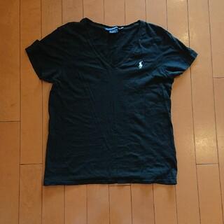 Ralph Lauren - ラルフローレンスポーツ レディース Tシャツ ブラック