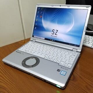 Panasonic - レッツノート CF-SZ5 4GB/SSD128GB office付