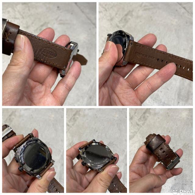 FOSSIL(フォッシル)のFOSSIL フォッシル MACHINE Watch FS4732  腕時計 メンズの時計(腕時計(アナログ))の商品写真