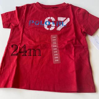 ポロラルフローレン(POLO RALPH LAUREN)の値下げ‼️POLO RALPH LAUREN Tシャツ サイズ2歳(Tシャツ/カットソー)