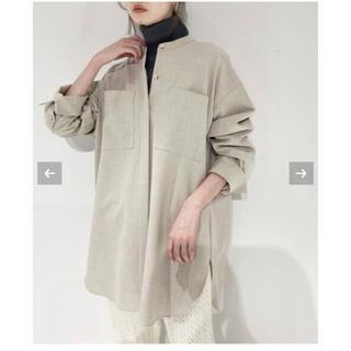 IENA - メランジルーズシャツ