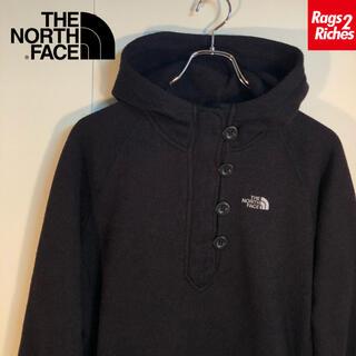 THE NORTH FACE - ザ・ノース フェイス ハーフジップ フリース パーカー NORTH FACE