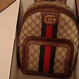Gucci - gucci グッチのリュック 未使用品 正規品