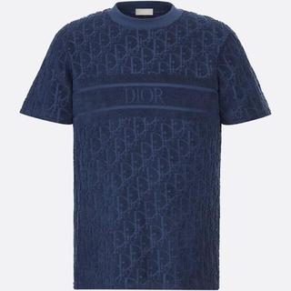 DIOR HOMME - ディオール Tシャツ オブリーク XS