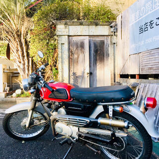 スズキ - suzuki コレダ スクランブラー 絶版2スト 50cc エンジン