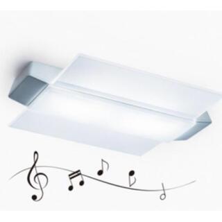 Panasonic - 新品 パナソニックBluetoothスピーカー付LED シーリングライト 〜8畳