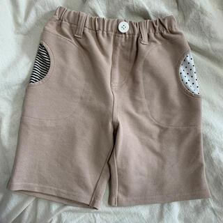 キムラタン - キムラタン ハーフパンツ 半ズボン 110  美品