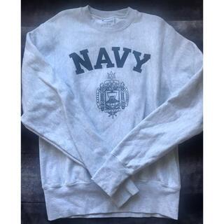 Champion - チャンピオン us navy  スウェット トレーナー