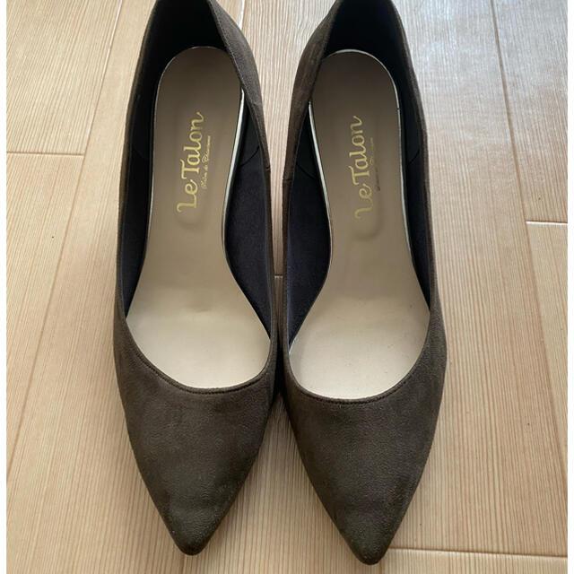 Le Talon(ルタロン)のほぼ新品 ルタロン パンプス レディースの靴/シューズ(ハイヒール/パンプス)の商品写真